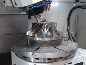 Impeller made by NuCon